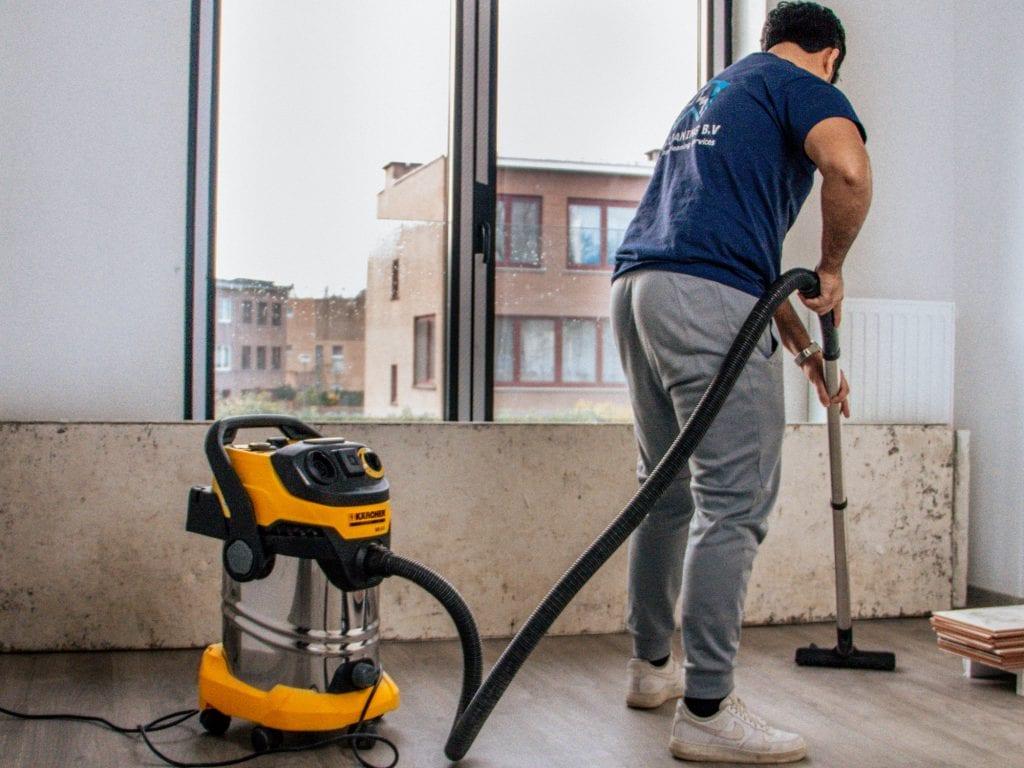 Schoonmaakbedrijf in Antwerpen - M7 Cleaning